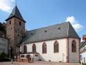 Hirschhorn, römisch-katholische Pfarrkirche
