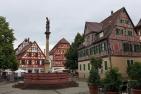 Ladenburg, Marktplatz