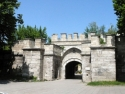 Stambol kapia, city gate in Vidin