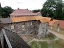 Limbaži slotsruin/Limbaži castle ruins