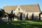 Glastonbury, Tithe Barn, home of the Somerset Rural Life Museum