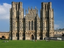 Wells Cathedral, West Front