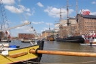 Gloucester Docks, Tall Ships Festival 2009