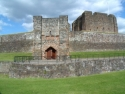 Captainʹs Tower and Keep, Carlisle Castle