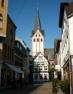 Peterstr. mit Propsteikirche