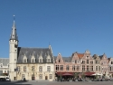 Dendermonde, Vleeshuis at the Grote Markt