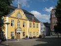 Old City Hall at Gammeltorv in Aalborg