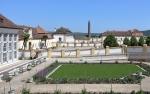 Gutshofkomplex und die Orangerien der Schlossanlage Schloss Hof