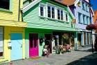Stavanger, Fargegaten