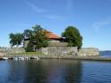 Kristiansand, Christiansholm festning