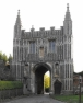 Colchester, The gate of St Johnʹs Abbey