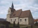 Dorfkirche in Wiepke
