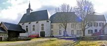 Kloster Reichenstein, Innenhof