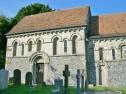 St. Nicholas-Kirche, Barfrestone, Kent