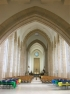 Guildford cathedral, interior