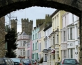 Market Street, Caernarfon