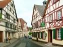 Fachwerkhäuser in Meisenheim