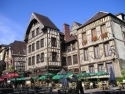 Troyes historic quarter