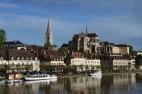 Eglise de lʹabbaye St Germain à Auxerre