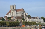 Cathédrale Saint-Étienne dʹAuxerre