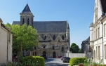 Église de la Madeleine, Châteaudun