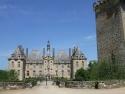Schloss in Saint-Loup-sur-Thouet