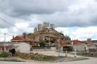 Coruña del Conde, Burg
