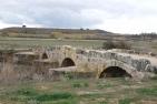 Römische Brücke in Coruña del Conde