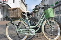 bicycle Oldenburg city