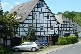 Fachwerkhäuser in Assinghausen