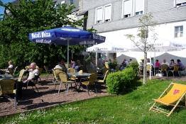 Gartenterrasse in Arnsberg