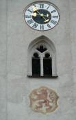 Stadtturm an der <br />Frauenkirche