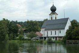 Kirche in Truchtlaching