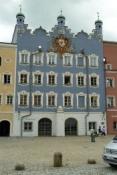 Stadtsaal am Stadtplatz <br>in Burghausen