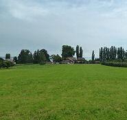Blick zum Bodensee zwischen Uttwil und Kesswil