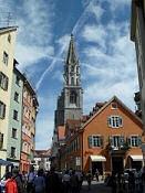 Konstand, Blick auf das Münster