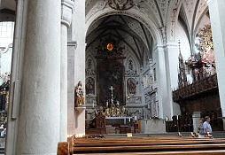 Im Konstanzer Münster