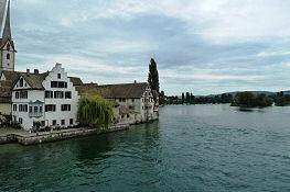 In Stein am Rhein