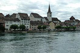 Diessenhofen am Hochrhein