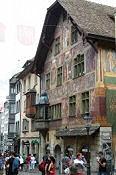 Schaffhausen, Haus zum Ritter