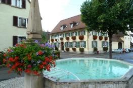Brunnen in Haltingen