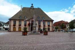 Neuf-Brisach, Rathaus