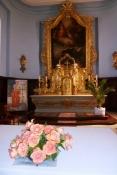 Fessingen, Altar der Pfarrkirche