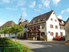 Jechtingen, Gasthof Sonne