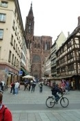 Altstadt von Straßburg mit Münster