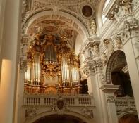 Orgel im Dom zu Passau