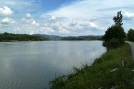 Donau bei Aschach