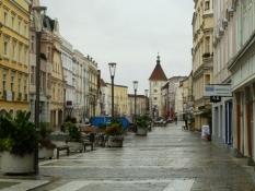 Stadtplatz in Wels