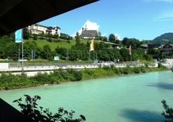 Berchtesgaden von der Ache