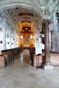 Klosterkirche<br />Benediktbeuern